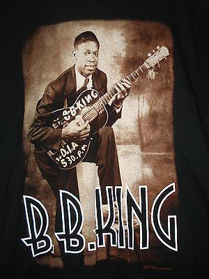"B.B.King 3 rd Annual Lifetime Achievement Award ""The Palace"" Oct.20,1997 T-Shirt"