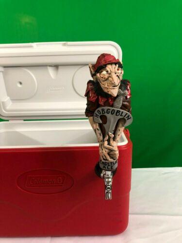 JOCKEY BOX COOLER SINGLE BEER KEG KEGMAN PORTABLE WITH HOBGOBLIN TAP