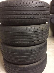4-235/60R18 Michelin primacy all season