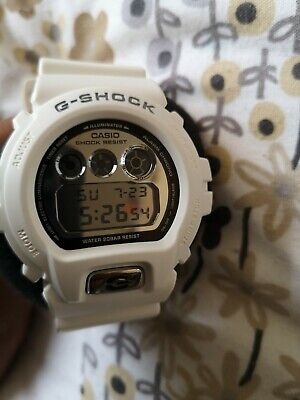 Casio G shock DW-6900MR-7DR watch- alarm- water resistant- mineral glass BNIB for sale  Shipping to Ireland
