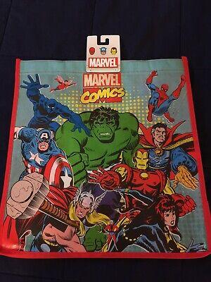 Cheap Reusable Bags (Marvel Comics - Hulk, Superman, Flash - Reusable Shopping / Tote Bag,)