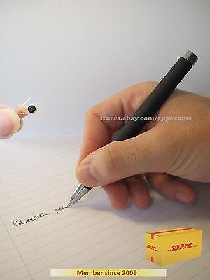 Bluetooth Pen Earpiece Micro Nano Magnetic 2018 Model Strongest Cheat Exam