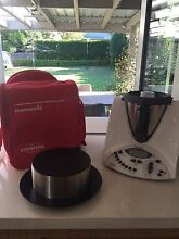 Thermomix TM 31- with warranty, travel bag, server included Hunters Hill Hunters Hill Area Preview