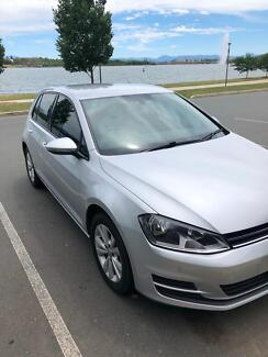 2013 Volkswagen Golf 90 TSI Comfortline MK7 Auto Campbell North Canberra Preview