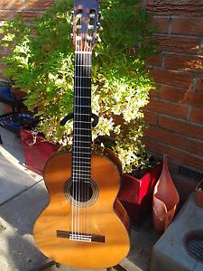 Amalio Burguet  model 3M Classical Guitar Albury Albury Area Preview