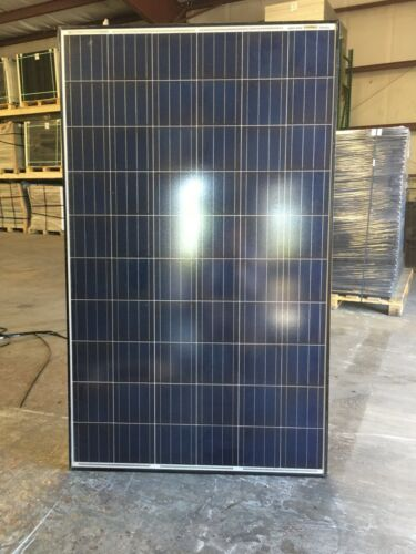 PALLET OF USED CANADIAN SOLAR PANELS 250 WATTS...FREE SHIPPING!!!!!