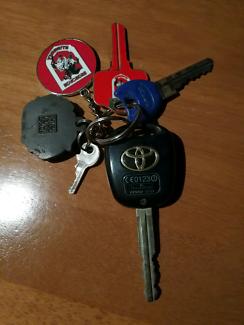 Lost Keys Found (Mount Gravatt Central)