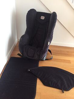 Britax safe n sound compaq deluxe car seat 0-4 years