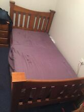 King single bed Macquarie Fields Campbelltown Area Preview
