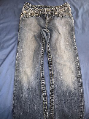 True Religion Boys Jeans, Size 8,
