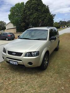 Ford territory auto 2008 low km 7 seater IN EXCELLENT CONDITION Bentley Canning Area Preview
