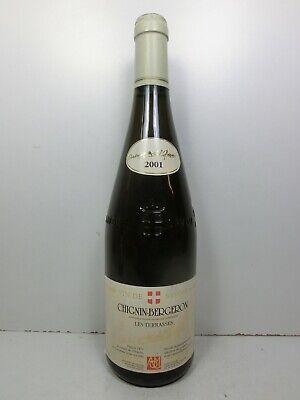 1 Fl. 0,75 L 2001 Chignin-Bergeron Les Terrases A.& M. Puegard