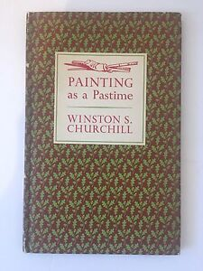 Painting as a Pastime Winstons S. Churchill