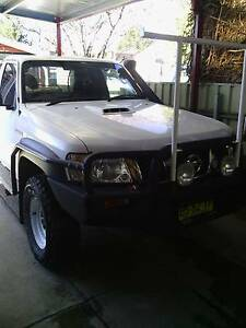 2008 Nissan Patrol Ute Tumut Tumut Area Preview