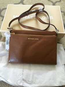 Micheal By Michael Kors Bedford crossbody bag/purse NWT