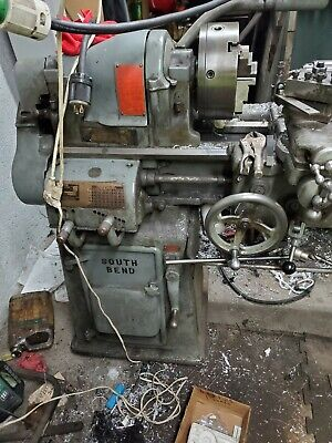 South Bend 13 X 40 Metal Toolroom Lathe