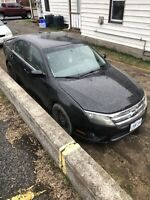 2010 Ford Fusion SE 6 Speed!