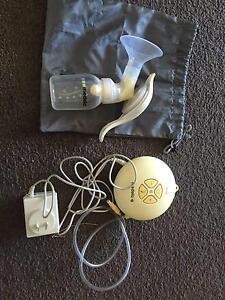 Medela breast bump manual and electric Kogarah Rockdale Area Preview