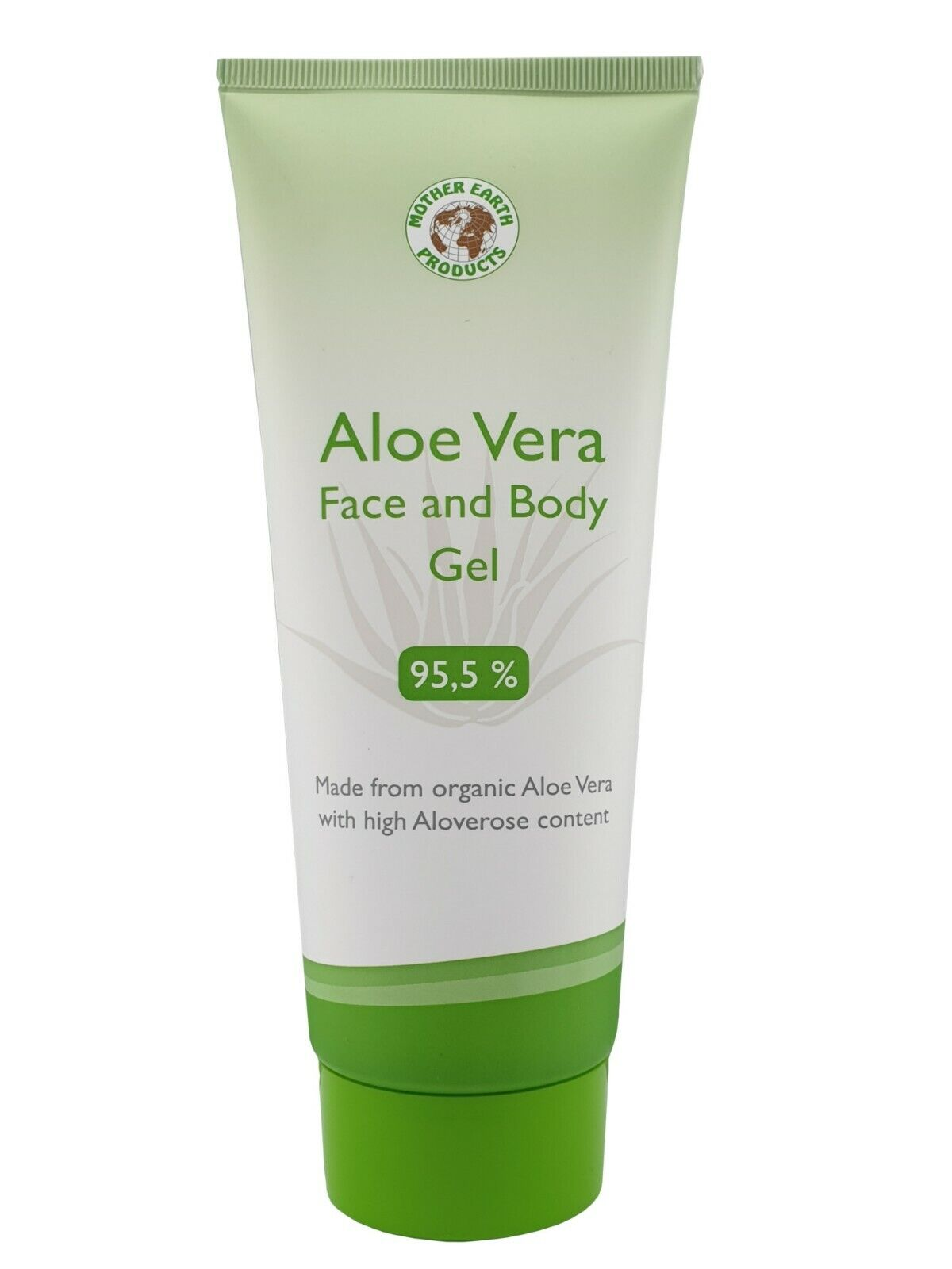 Aloe Vera Gel aus 95,5 % Aloe Vera Bio Gel/Saft, handfiletiert, 200 ml Tube