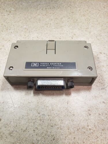 HP Hewlett Packard 11235A HPIB GPIB Adapter - Used!