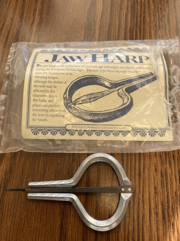 Jaw Harp Cooperman Fife And Drum Co. Pre Owned