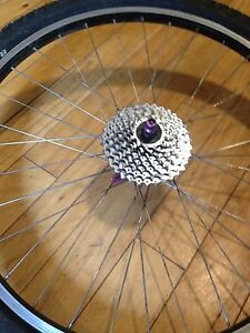 "26"" Wheels for Mountain Bike Quick Release 7/8 speed"