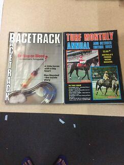 1983 horse racing magazines