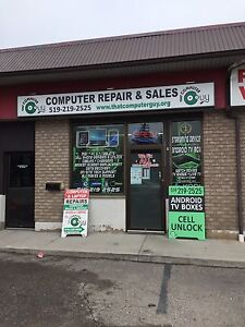 Commercial space fore lease