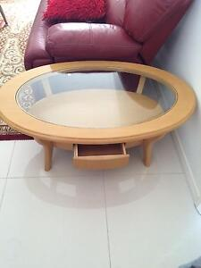 Beautiful coffee table Bass Hill Bankstown Area Preview