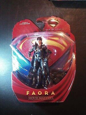 """DC Superman Man of Steel Movie Masters FAORA 6"""" Figure  segunda mano  Embacar hacia Argentina"""