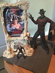 Freddy Krueger Posable character
