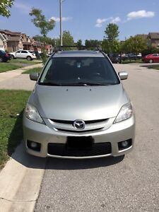 REDUCED FOR QUICK SALE!! 2007 Mazda 5 GT Sport