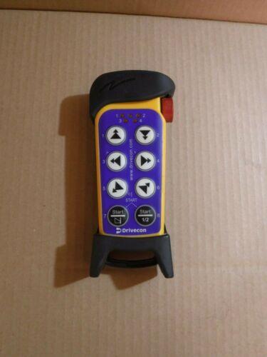 DRIVECON PART # 532238 FRQ 2405-24 HOIST REMOTE CONTROL