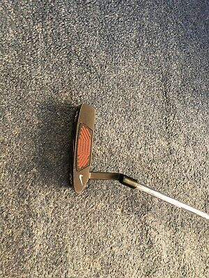 Nike Method Converge Putter B1-01 RH Good Condition with Original Grip