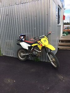 Mint condition 2014 Suzuki Drz 125