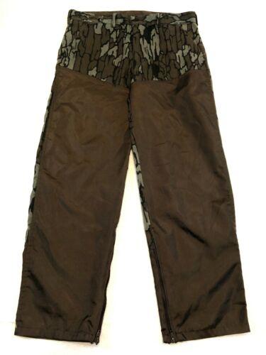 Winchester Conceal Trebark Camo Hunting Pants Zipper Legs Men
