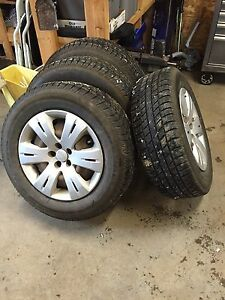 225/65R16 almost new