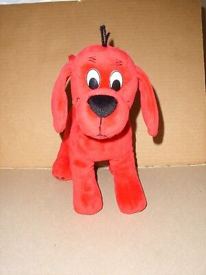 Clifford The Big Red Dog Standing Soft Plush Scholastic Inc. Norman Bridwell