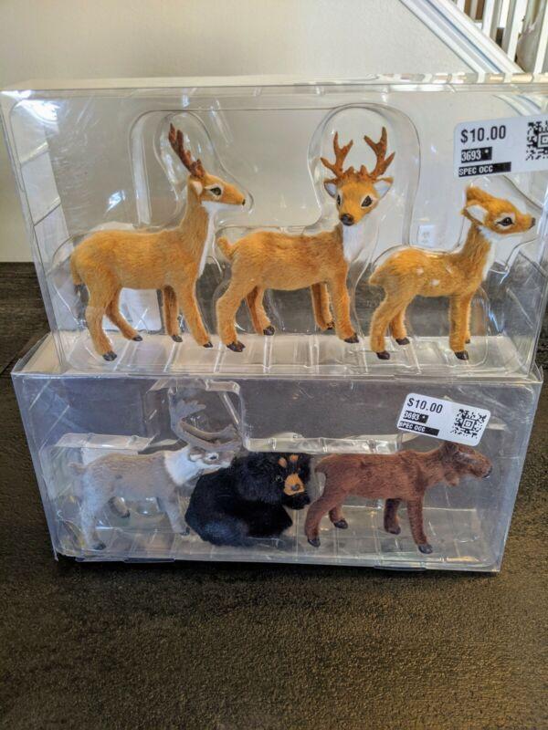 New Target Wondershop Animal Bear Moose Deer