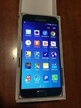 Samsung S6 32gb Blue Topez Unlocked 4G in Excellent Condition Mount Gravatt Brisbane South East Preview