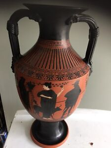 Wanted: need vintage expert to appraise this Etruscan amphora