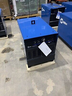 Miller Deltaweld 452 903377 Welder 450 Amps 3 Phase Mig Carbon Arc Stainless