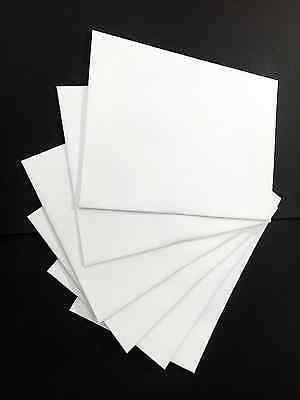 Bright White 80# Envelopes for Various Cards  -  A-6 Size (4 3/4 in x 6 1/2