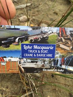 Truck & Crane with driver Toronto Lake Macquarie Area Preview