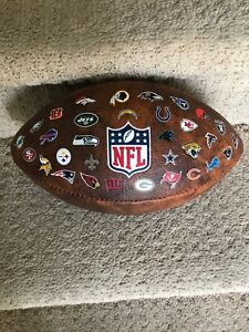 Wilson's nfl 32 teams ball $20