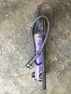 Enerpac P392 Hydraulic Hand Pump 10000 Psi 700bar