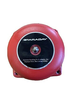 Faraday 4464 Red Bell