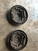 Trailer brakes parts backing plates Herbert Litchfield Area Preview