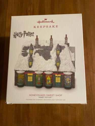 Hallmark Harry Potter Honeydukes Sweet Shop 2018 Ornament
