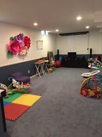 Affordable Childcare Available
